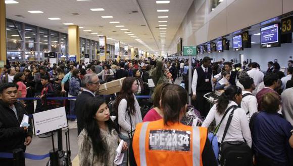 ¿Soportarán los aeropuertos el mayor tráfico de pasajeros?
