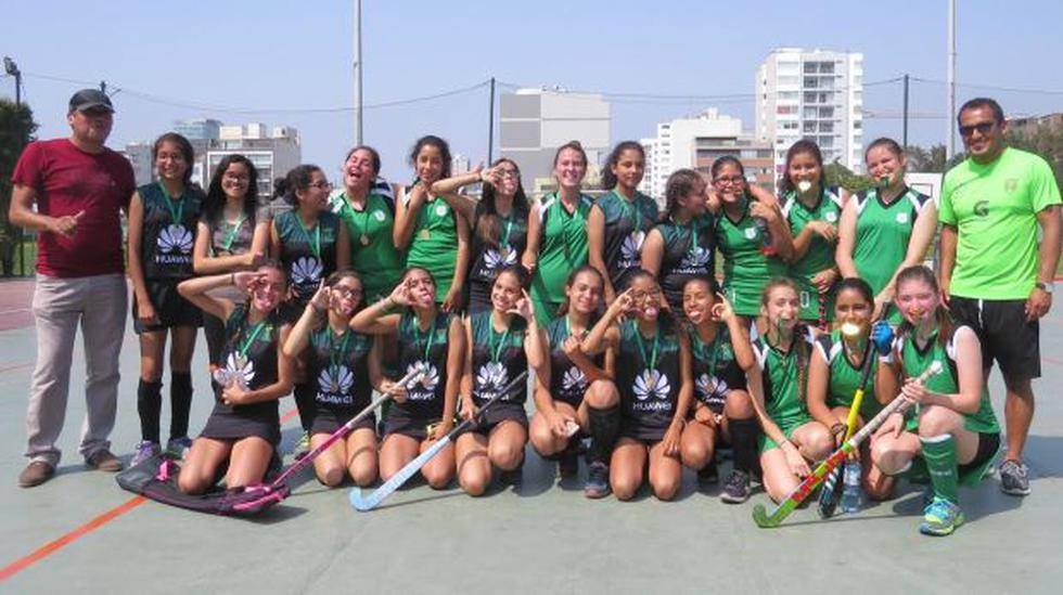 "Hockey Indoor: resultados de la ""Copa Lima Cricket 2016"" - 2"