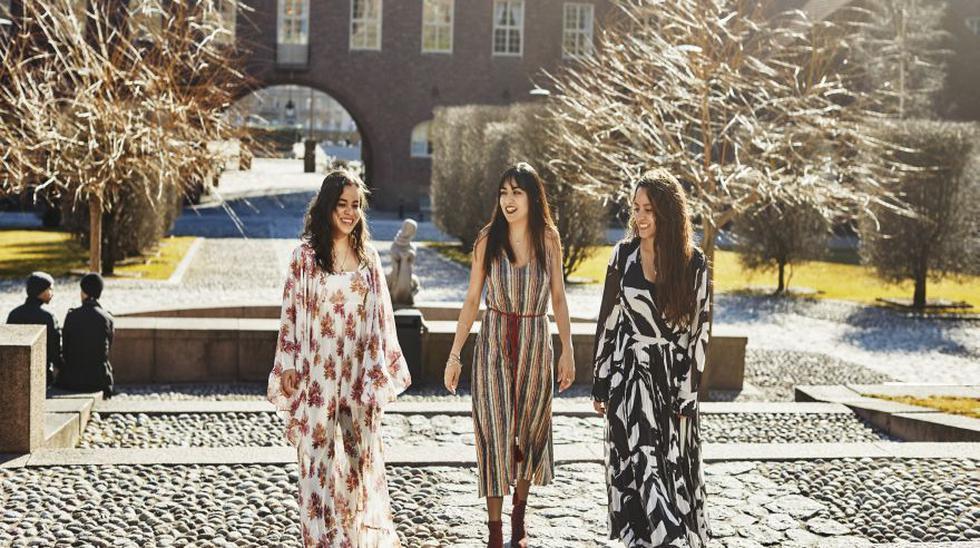 Peruanas fueron reconocidas en Estocolmo por su proyecto de moda sostenible (Foto: H&M)