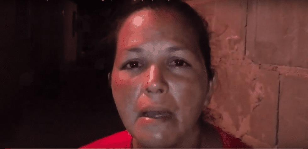 Venezuela: Madre de sargento al que mutilaron las manos, sacaron ojos y cortaron la lengua pide ayuda para sus operaciones. Foto: Captura de video