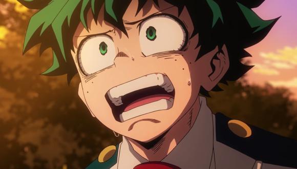 """""""My Hero Academia"""" 4x04: ¿cómo y a qué hora ver """"Boku no Hero Akademia""""? (Foto: heroaca)"""