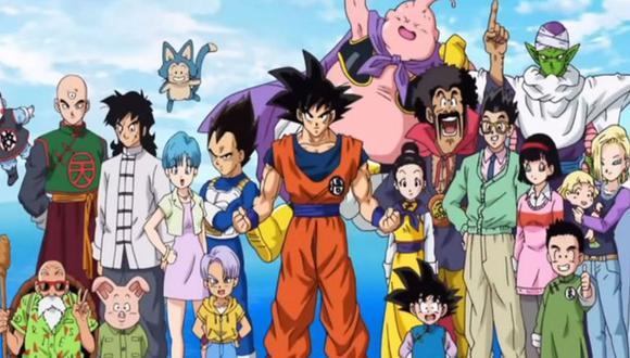 """""""Dragon Ball"""" cuenta las aventuras de Gokú, un guerrero saiyajin que protege a la Tierra de otros seres que quieren conquistarla y exterminar a la humanidad. Conforme transcurre la trama, conoce a otros personajes que le ayudan en esta misión (Foto: Toei Animation)"""
