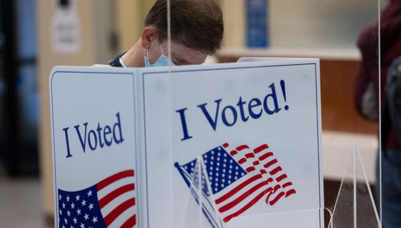 Para participar en las elecciones de Estados Unidos 2020 los ciudadanos deben registrarse, las fechas límite difieren en cada estado o territorio. (Foto: AFP)