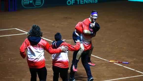 Perú buscará clasificar a los Qualifiers 2022 de la Copa Davis | Foto: GEC