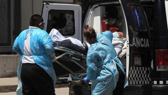 Coronavirus en México | Últimas noticias | Último minuto: reporte de infectados y muertos hoy, miércoles 14 de julio del 2021 | Covid-19. (Foto:  EFE/Luis Torres).