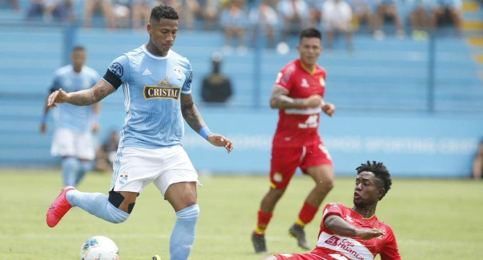 Estas fueron las mejores postales del duelo entre Sporting Cristal y Sport Huancayo por la jornada 4 de la Liga 1 | Violeta Ayasta/GEC