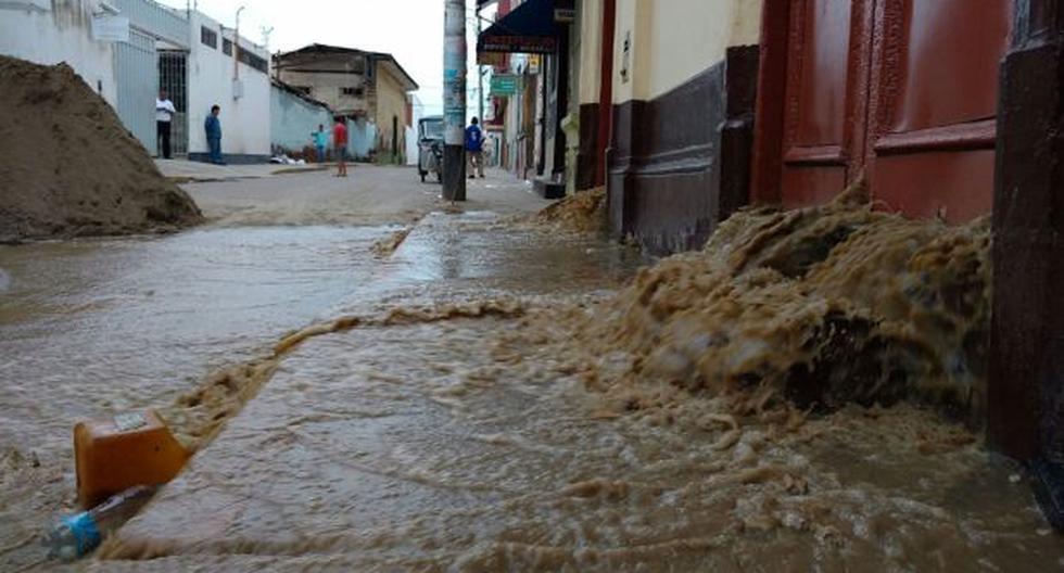 Río Piura: Desborde inunda las calles y centro histórico - 2