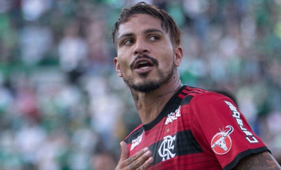Paolo Guerrero podrá jugar el Mundial, pero no hará lo mismo con Flamengo. Y eso incomoda bastante a la directiva rojinegra, que analiza con detenimiento la continuidad del '9' blanquirrojo. (Foto: AFP)