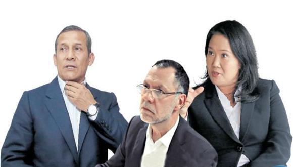 Luiz Antonio Mameri, ex jefe de Jorge Barata, afirmó que autorizó la entrega de US$3 millones para la campaña de Ollanta Humala y de al menos US$500 mil para la de Keiko Fujimori en el 2011. (Imagen: El Comercio)