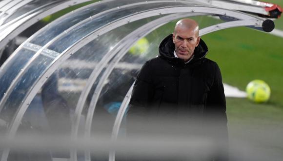 Zidane también elogió a Nacho Fernández y Lucas Vázquez, destacados ante el Celta del 'Chacho' Coudet y Renato Tapia. (Foto: AFP)