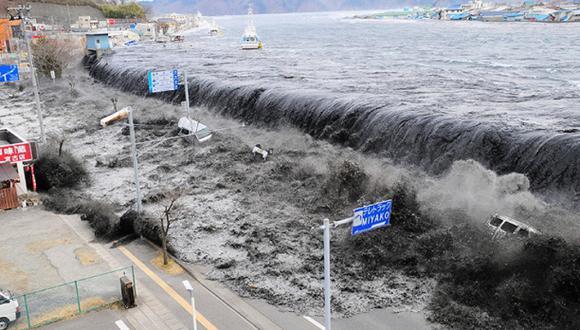 Japón: Los videos de terror que dejó el tsunami de 2011