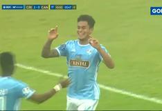 Sporting Cristal vs. Cantolao: doblete de Christopher Olivares para el 2-0 de los cerveceros | VIDEO