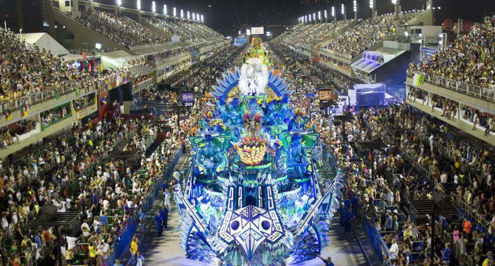 El año pasado las celebraciones de Carnaval fueron afectadas por varios incidentes en los barrios turísticos, cerca de las famosas playas de Ipanema y Copacabana. (Foto: AP).