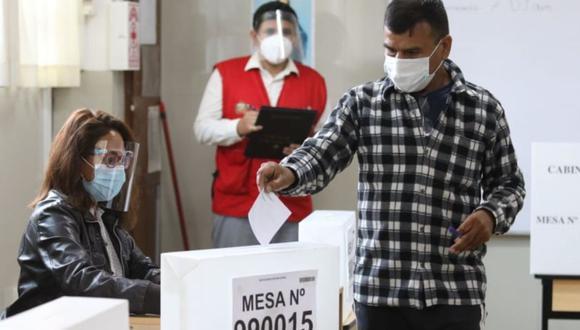 Las elecciones de 2021 serán los primeros comicios a realizarse en medio de la pandemia del nuevo coronavirus en el Perú. (Foto: Andina/ Difusión)