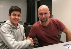 Conoce a Matteo Pérez, el joven futbolista sueco-peruano que la 'rompe' en Hammarby   ENTREVISTA