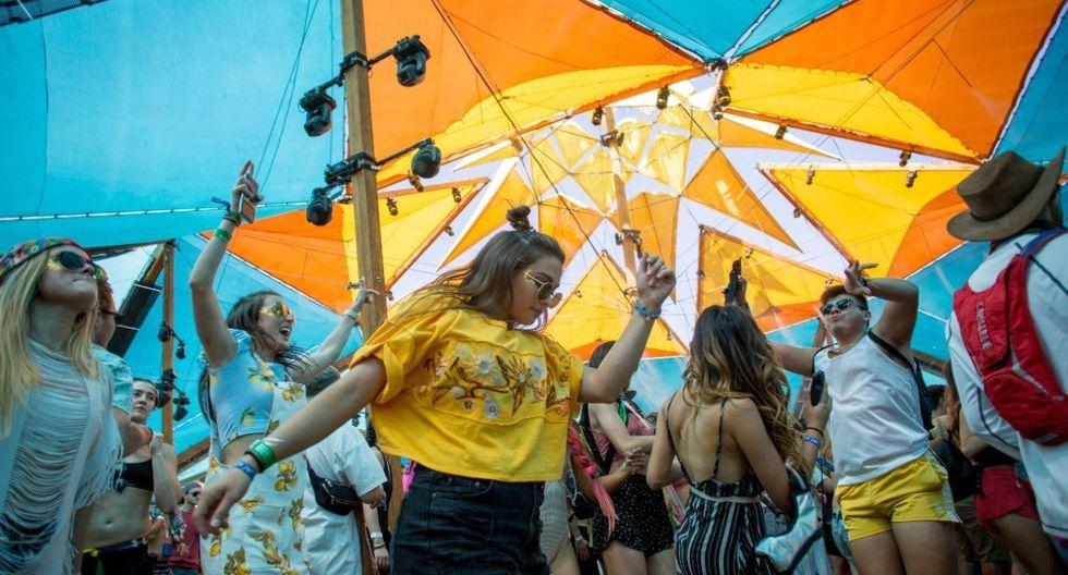 El festival Coachella es pospuesto por casos de coronavirus. (Foto: AFP)