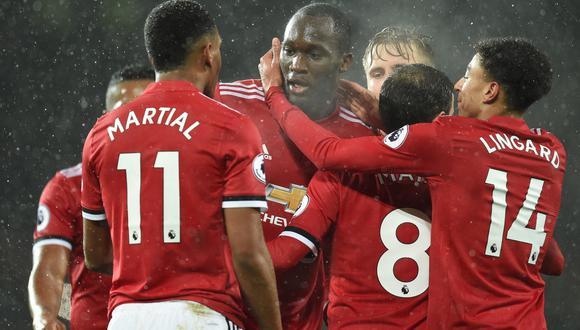 Manchester United vs. Albion: este domingo por Premier League. (Foto: AFP)