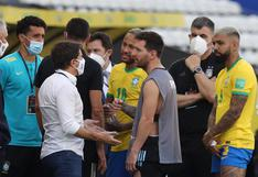 Lionel Messi, el nuevo líder argentino que se rebeló ante Brasil para que se suspenda el partido