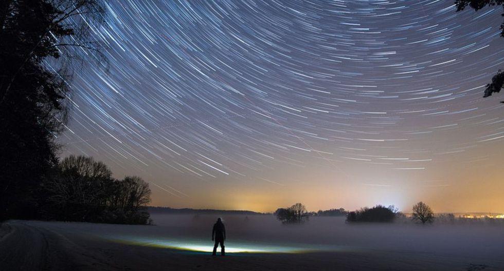 La lluvia de estrellas que se registrará en agosto se denomina Perseidas. (Foto: Pixabay)