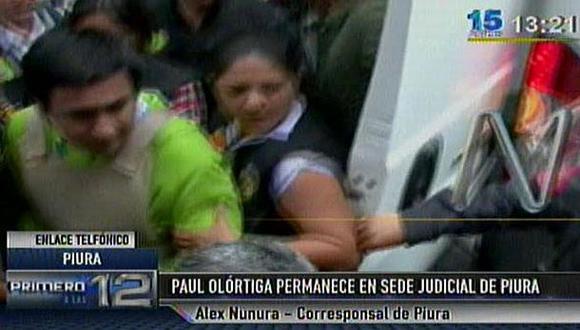 Así fue la llegada del odontólogo Paul Olórtiga a Piura