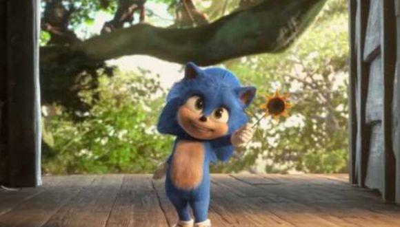 Universal Pictures lanzó el trailer japonés de 'Sonic: la película' (Foto: Captura de video de YouTube)