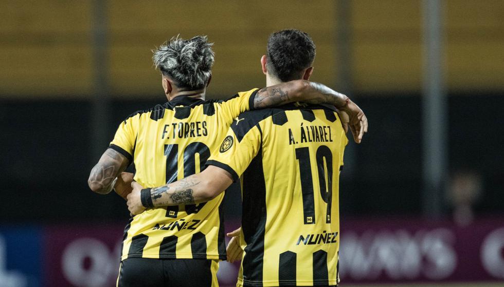 Peñarol avanzó en la Copa Sudamericana