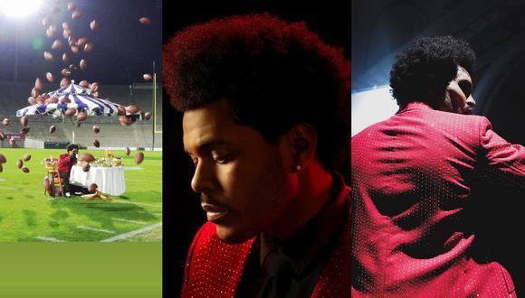 Super Bowl 2021. The Weeknd ha prometido que su presentaci+on en el show de meid otiempo será de antología. Fotos: Cuenta Instagram de The Weeknd.