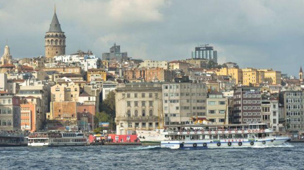 El control del Bósforo otorga a Turquía una posición geográfica estratégica. Foto: Getty images, vía BBC Mundo