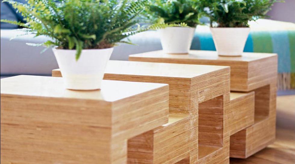 Aporta calidez a tu casa con elementos de madera - 3