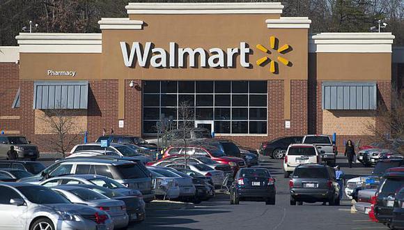 Walmart buscaría incursionar en el negocio de la transmisión de videos en línea. (Foto: AFP)
