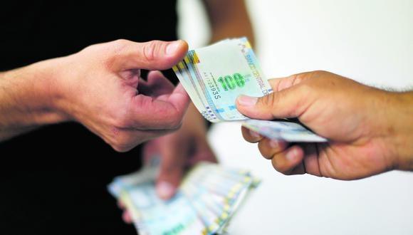 Trabajadores en suspensión perfecta podrán recibir el subsidio por un máximo de 3 meses. (Foto: GEC)