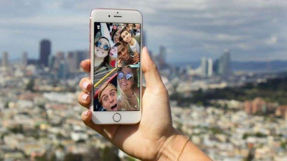 """Esta app está pensada para """"videoquedadas"""" entre adolescentes. (Foto: HouseParty)"""