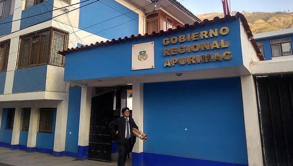 Apurímac: gobierno regional pide sancionar a los responsables de las muertes de los jóvenes. (Foto: referencial)
