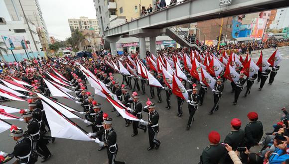 Parada Militar: estas son las postales que dejó el desfile por Fiestas Patrias