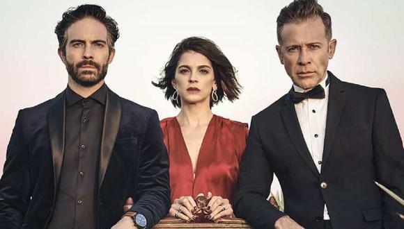 """¿Quién asumirá la presidencia del la empresa familiar en una posible tercera temporada de """"Monarca""""? (Foto: Netflix)"""