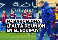 FC Barcelona: la imagen que se viralizó en redes sociales tras la derrota azulgrana frente al Athletic Club por la Supercopa