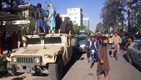 Afganistán: Los talibanes recuperan armamento estadounidense abandonado por  soldados afganos | Estados Unidos | MUNDO | EL COMERCIO PERÚ