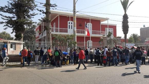 Tacna: venezolanos deberán tramitar visa en consulado de Chile de Lima desde el sábado