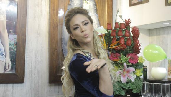 Sheyla Rojas aclara que jamás opinó sobre Guty y Melissa