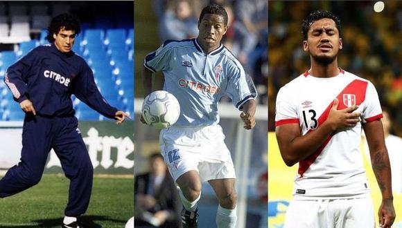 Chemo del Solar, Juan Jayo y Renato Tapia comparten el histórico mediocampo de la selección peruana y, ahora, también su paso por el Celta de Vigo de LaLiga Santander.