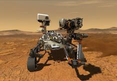 La NASA publica la primera foto panorámica de Marte tomada por el Perseverance