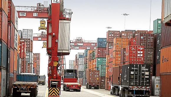 El movimiento de contenedores en el Puerto del Callao es gestionado por APM Terminals y DP World. (Foto: GEC)<br>