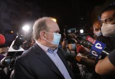 "López Aliaga sobre resultados a boca de urna: ""Aquí vamos a hacer conteo al detalle, no nos van a engañar"""