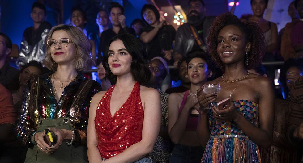 KATY KEENE  (Temporada 1- 29 de mayo) por HBO.