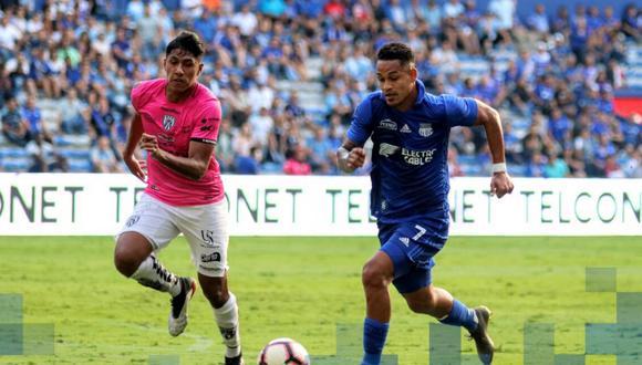 Independiente del Valle venció 2-1 en su visita a Emelec por la jornada 22 de la Serie A de Ecuador | Foto: Emelec