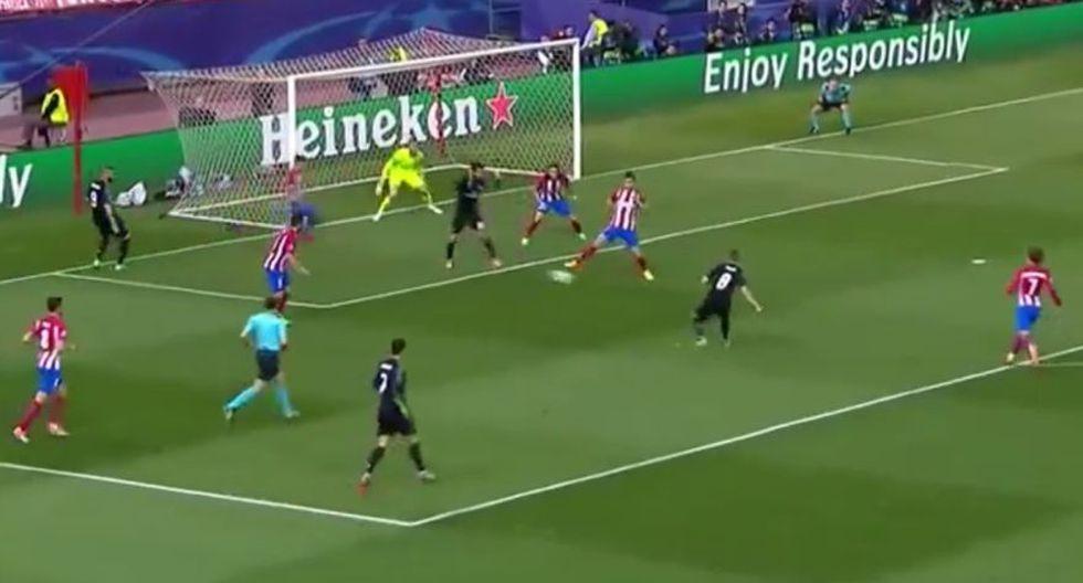 CUADROxCUADRO de la jugada antológica de Benzema y gol de Isco - 17