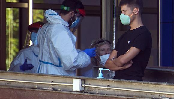 Coronavirus en España | Últimas noticias | Último minuto: reporte de infectados y muertos hoy, domingo 30 de agosto del 2020 | COVID-19 | (Foto: ANDER GILLENEA / AFP).