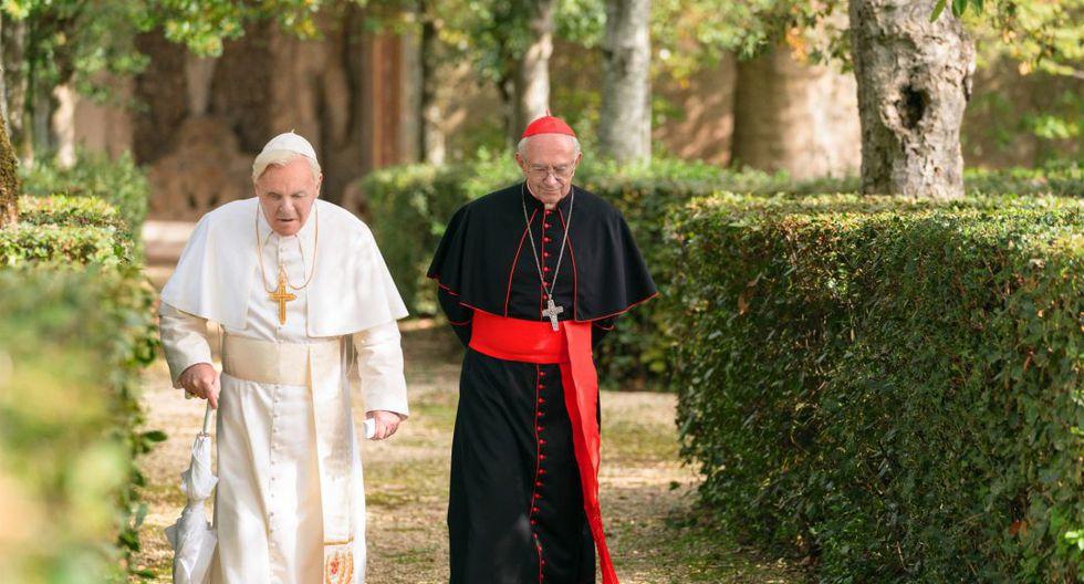 """""""Los dos papas"""". La cinta con la que se relaciona este lugar es El Vaticano, el país más pequeño, en extensión y población del mundo y sede de la Iglesia Católica."""