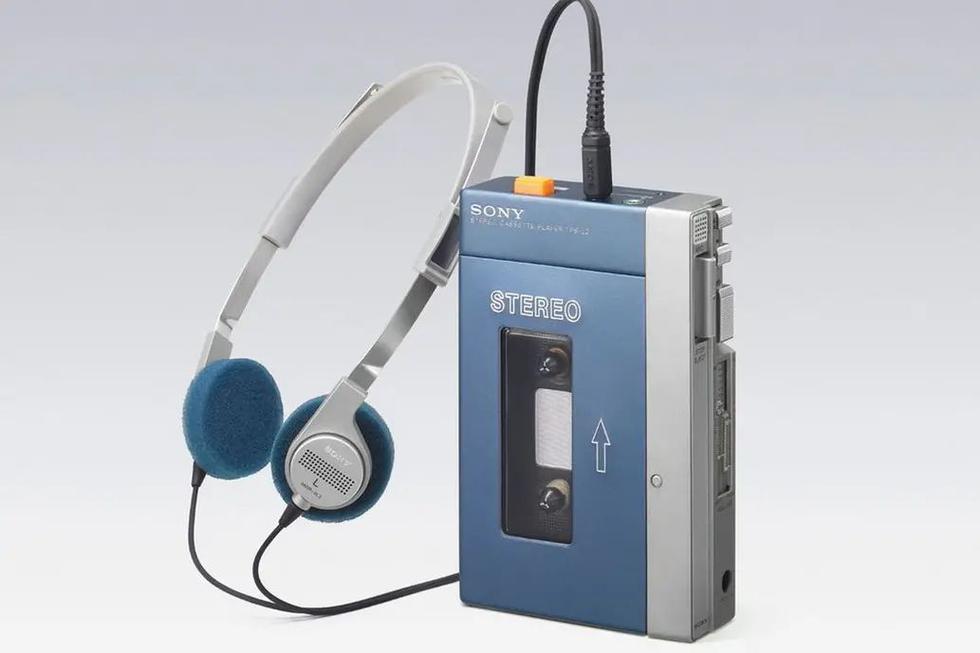 El primer Sony walkman apareció en 1979. (Foto: Archivo)