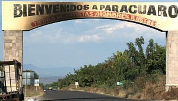 Viaje al centro de la guerra en Michoacán